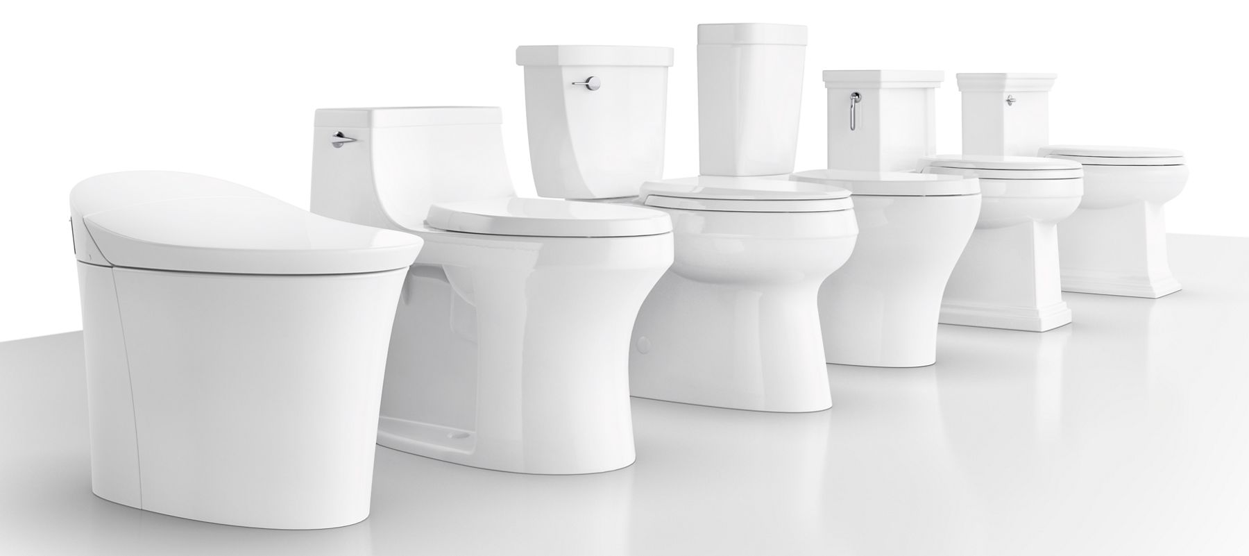 Shop All Toilets Kohler Com Kohler