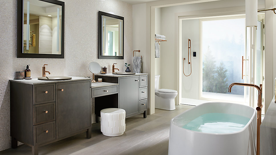 purist single handle bathroom