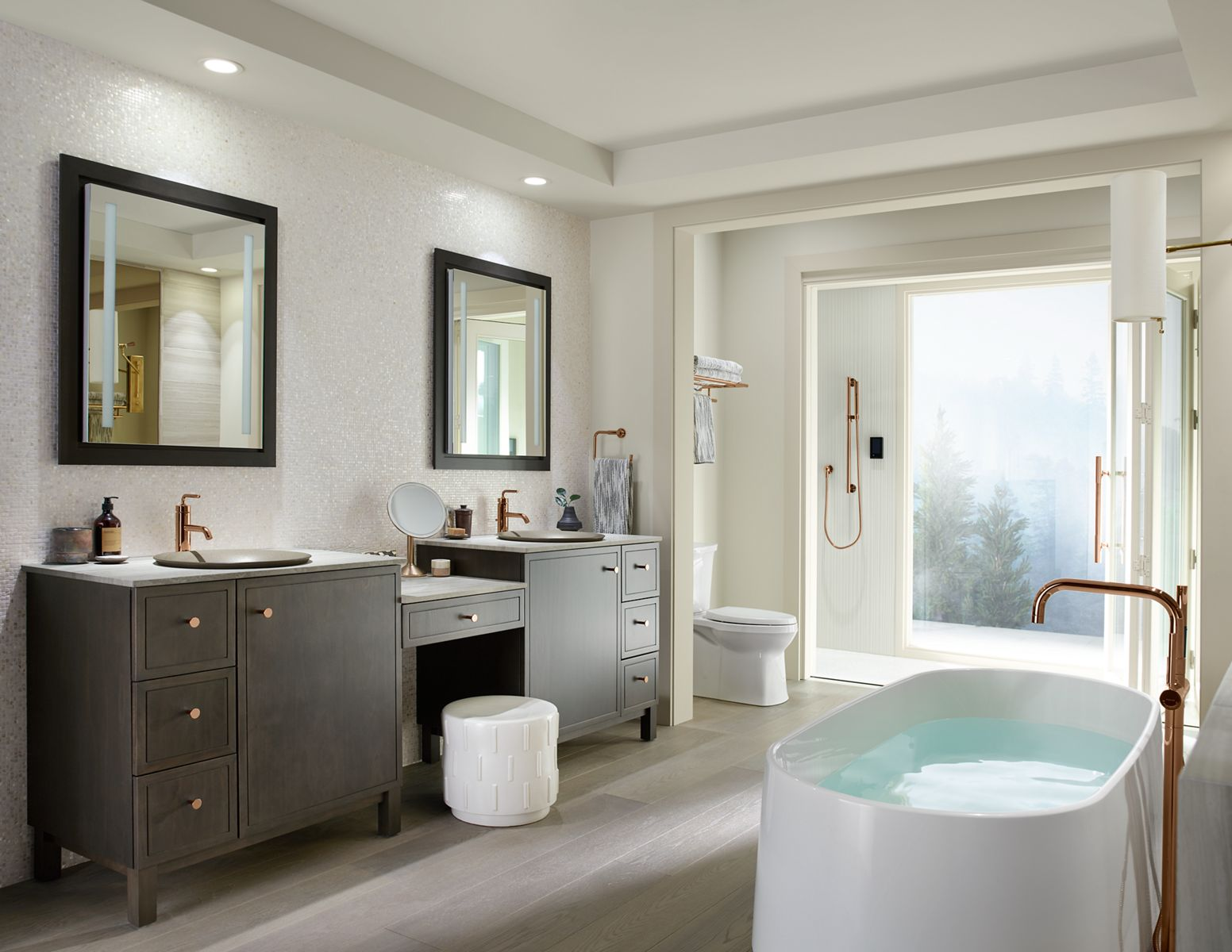 bathroom trends - Bathroom Accessories Kohler