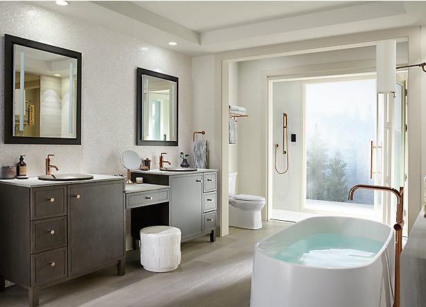Bathroom Colors Kohler