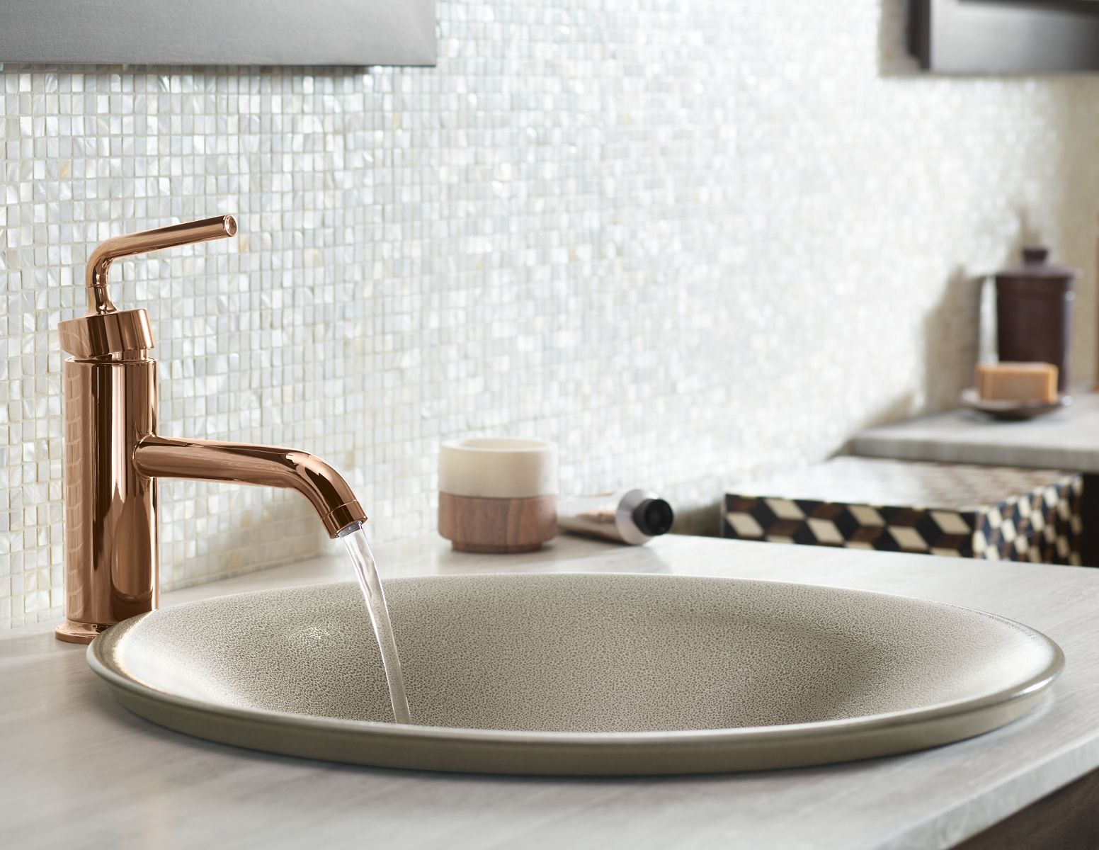 Bathroom Faucets In Gold Tone kohler | toilets, showers, sinks, faucets and more for bathroom