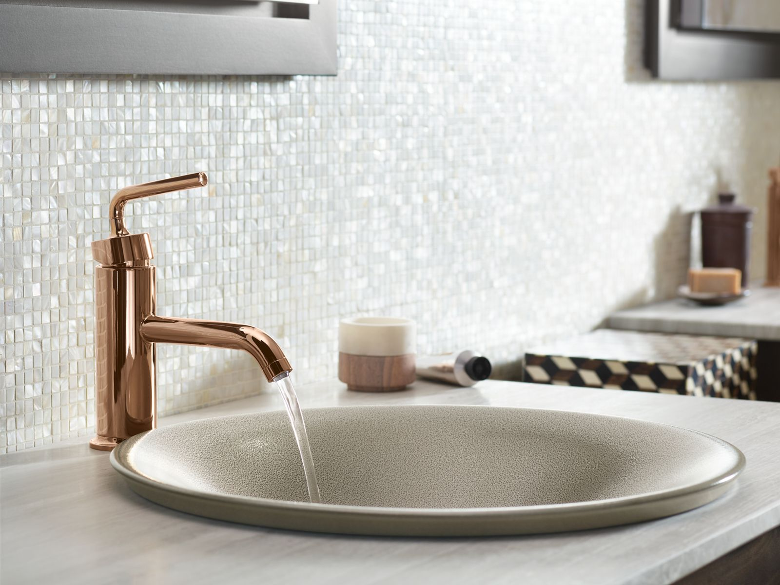 Bathroom Faucet Finishes Gallery