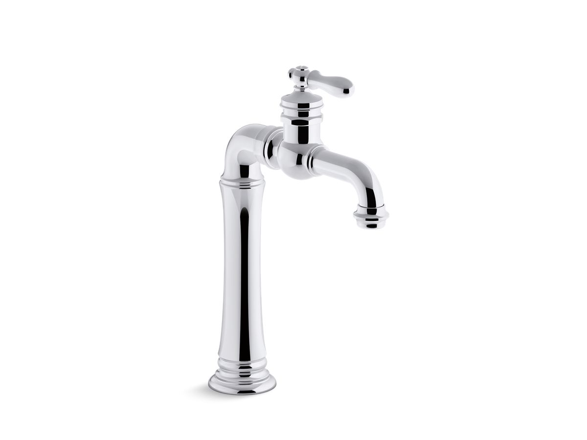 Artifacts® Gentleman's® single-handle bathroom sink faucet | Tuggl