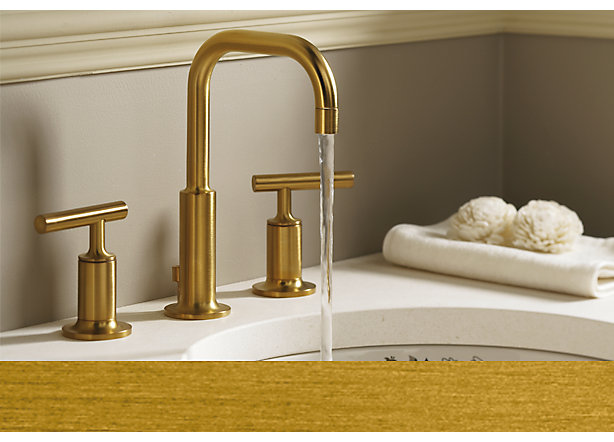 Vibrant® Moderne Brushed Gold* (BGD)
