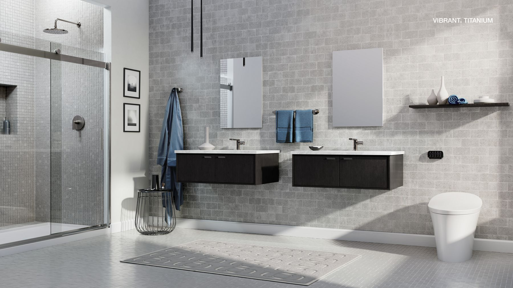 7 Faucet Finishes For Fabulous Bathrooms: Faucet Finishes Enhanced
