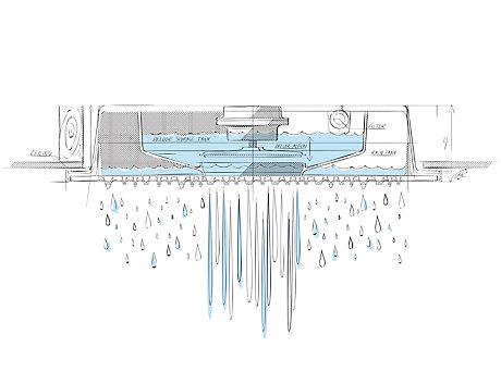 Thiết kế Cơn mưa của bạn