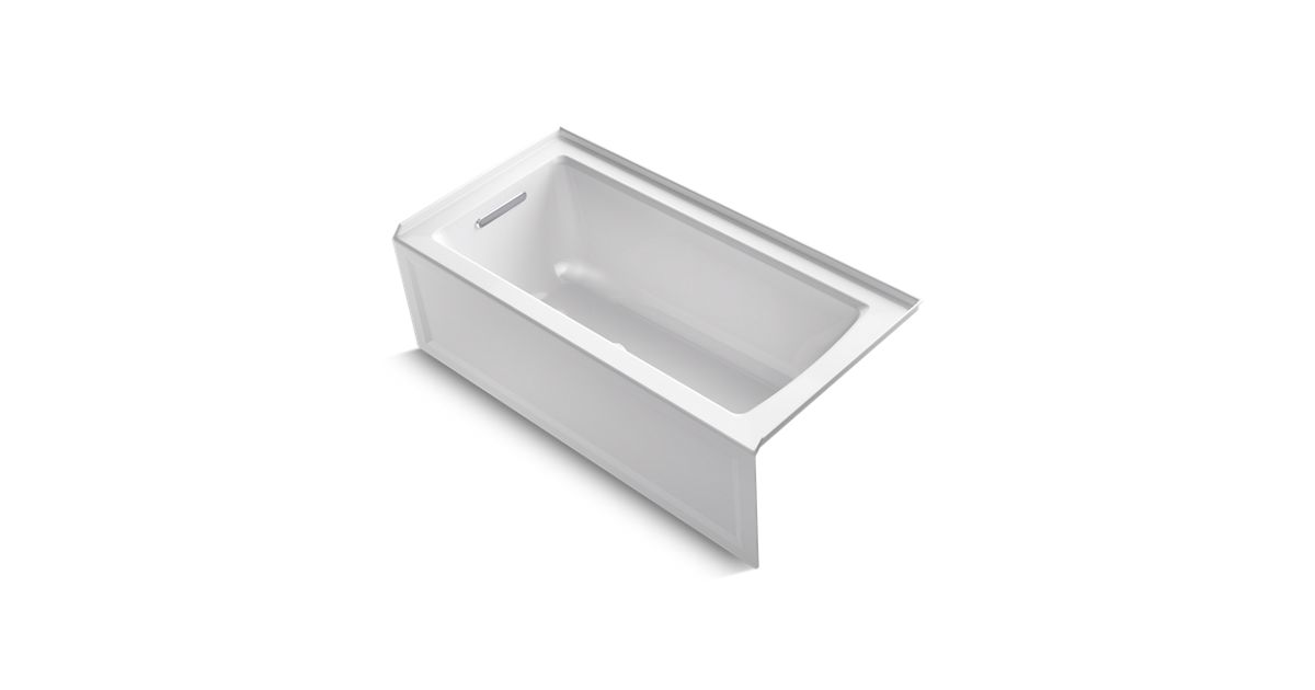 Archer 5 Ft Bath With Integral A
