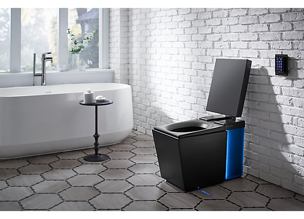 Kohler Brings Sleek Honed Black Color Option To Its