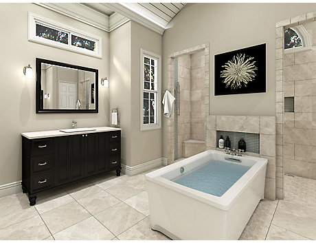 Brilliant Kohler Bathroom Design Service Kohler Home Interior And Landscaping Ponolsignezvosmurscom