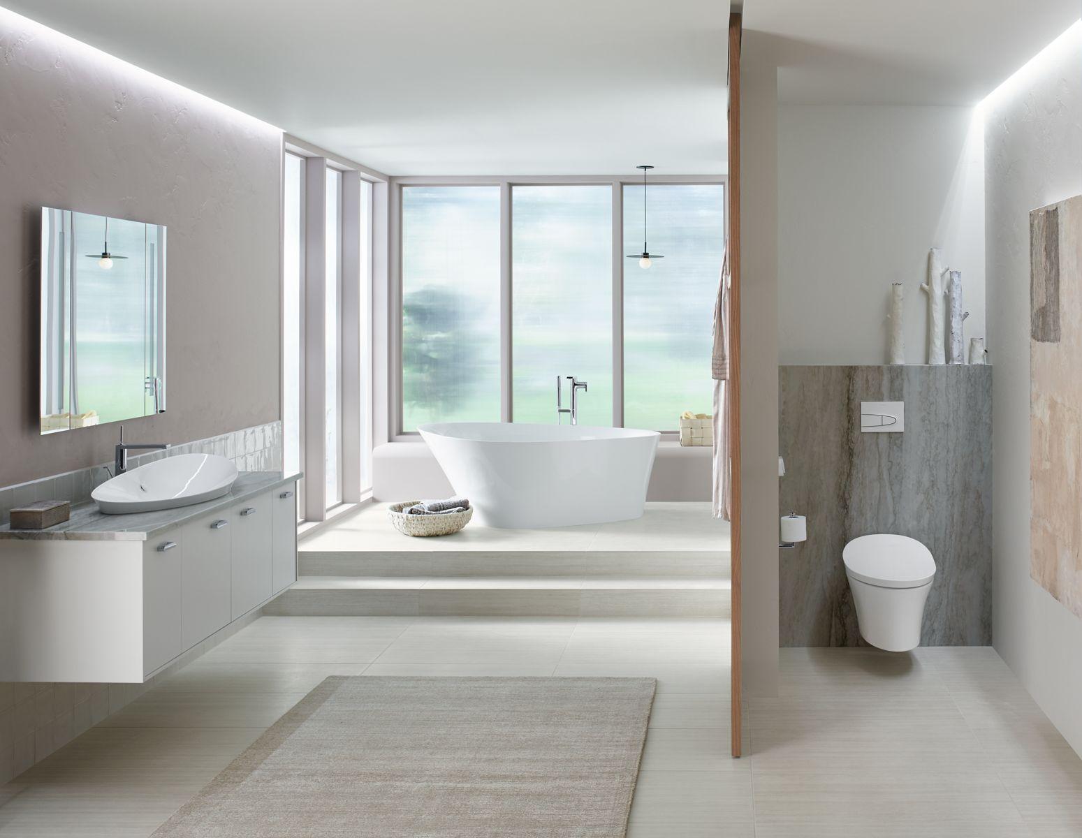 KOHLER Veil Bathroom Collection Epitomizes Warm Minimalism | 2018 ...