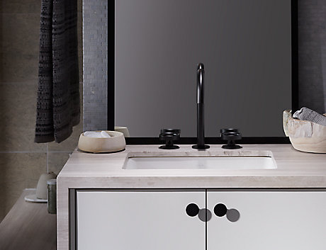 KBIS New Products - Kohler bathroom faucet collections