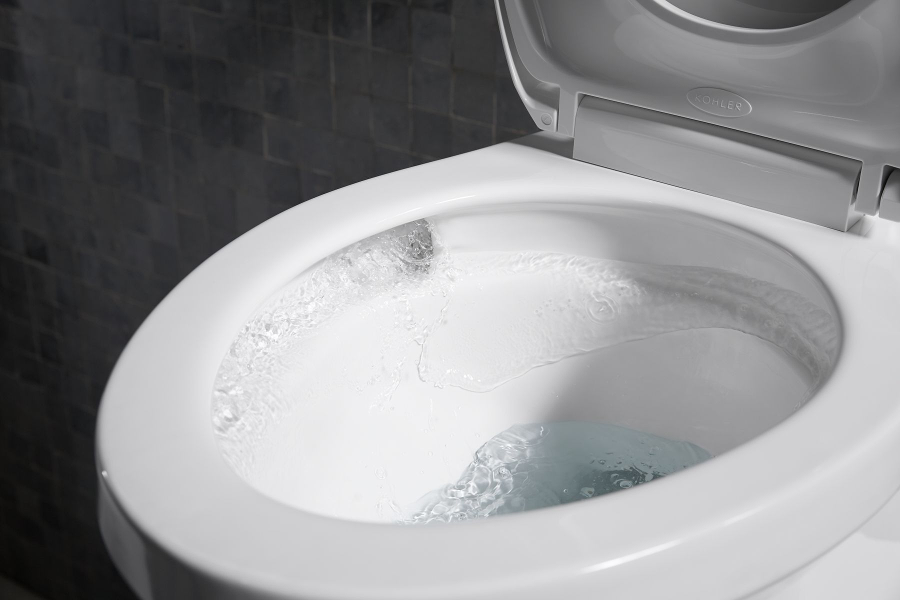 Self Cleaning Toilet Technology | ContinuousClean | Kohler.com