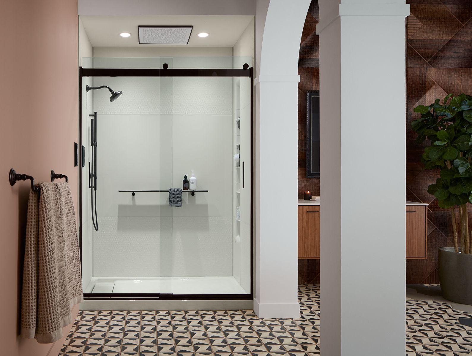 browse kohler shower doors kohler com rh us kohler com  design frameless shower doors