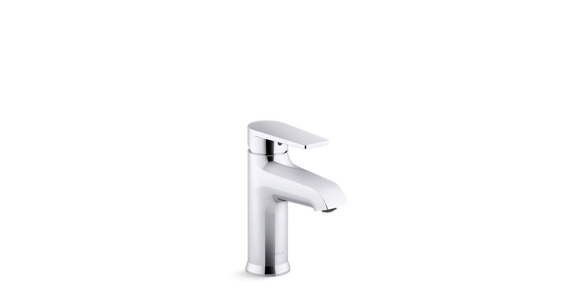 K 97060 4 Hint Single Handle Bathroom Sink Faucet Kohler
