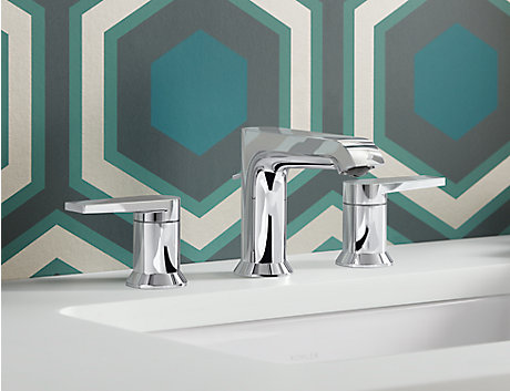 Kitchen Faucets Wall Mount J & J Wholesale jjplumbingnc.com Kitchen faucets Wall mount v45.htm