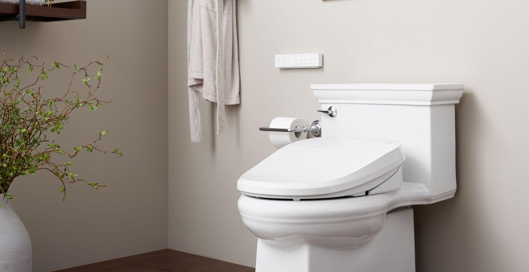 Kohler Bidet Seats | Bathroom | KOHLER
