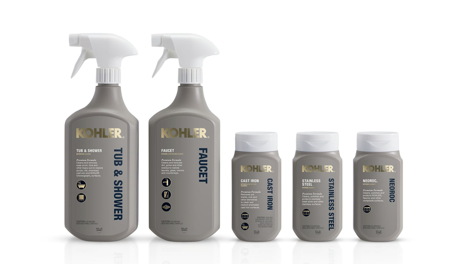 Cleaning Products | KOHLER