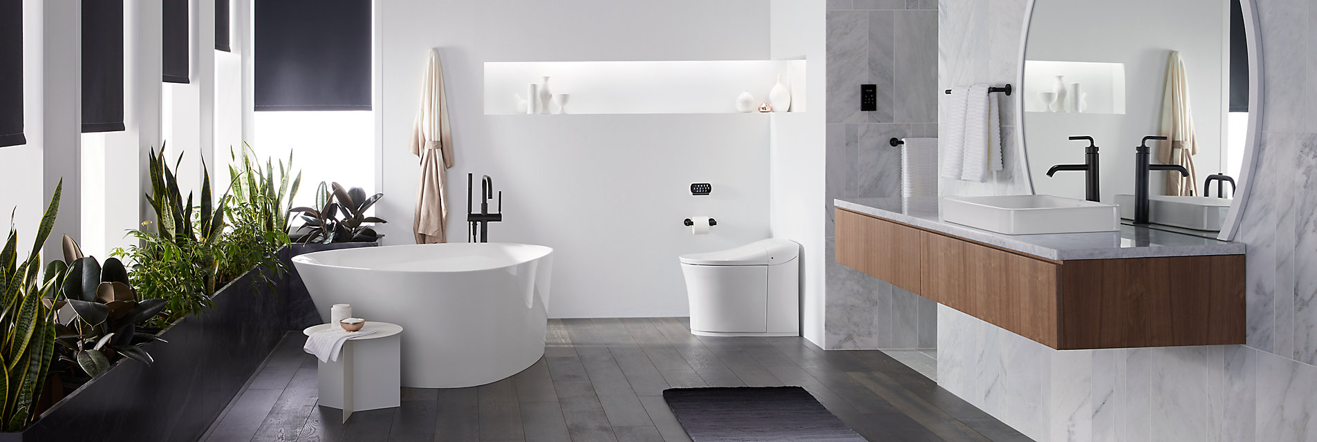Kohler Toilets Showers Sinks